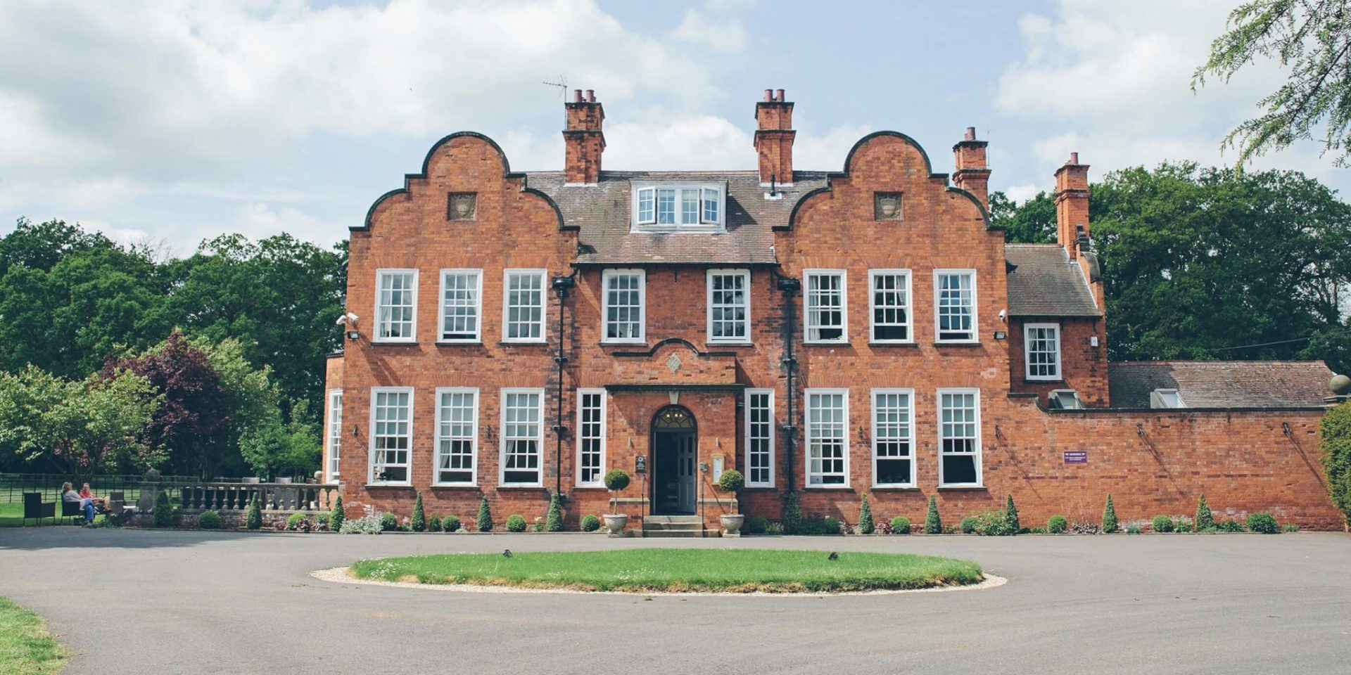 Front of Kelham House Hotel