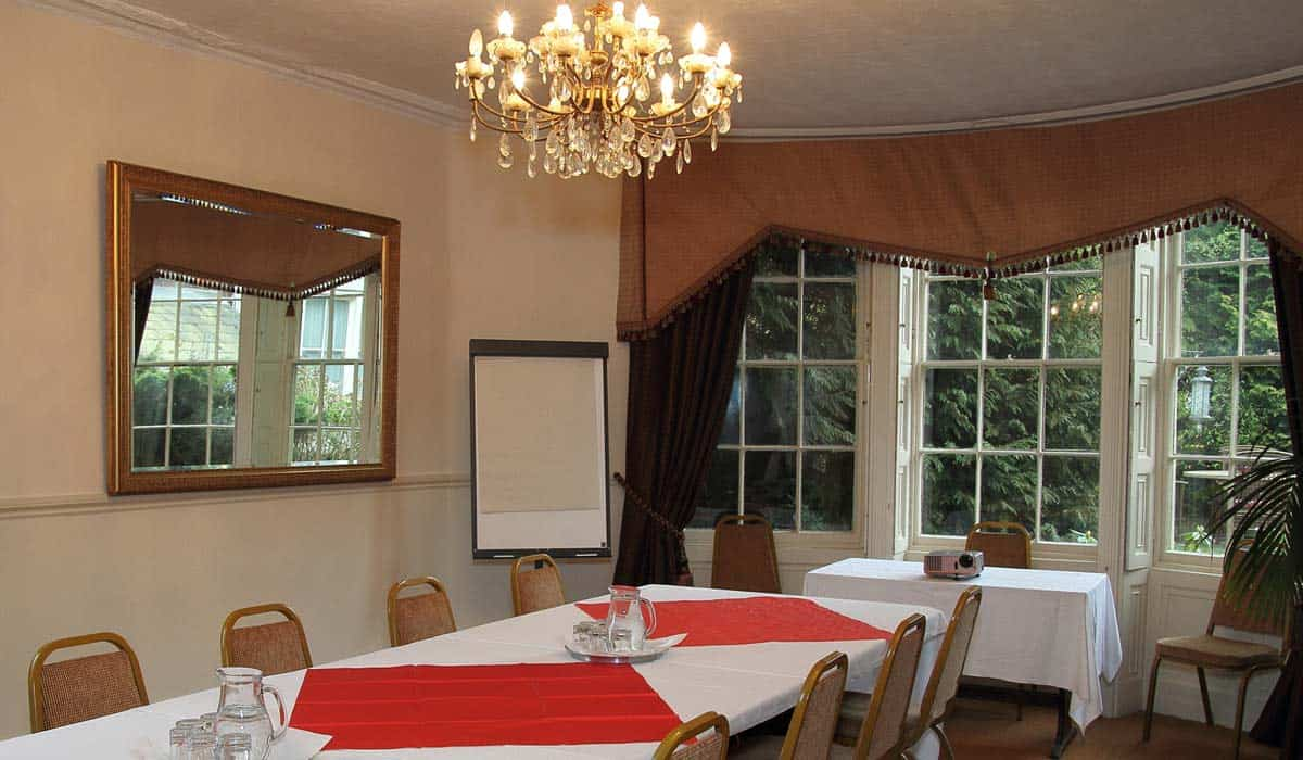 Dining room at Millgate Newark