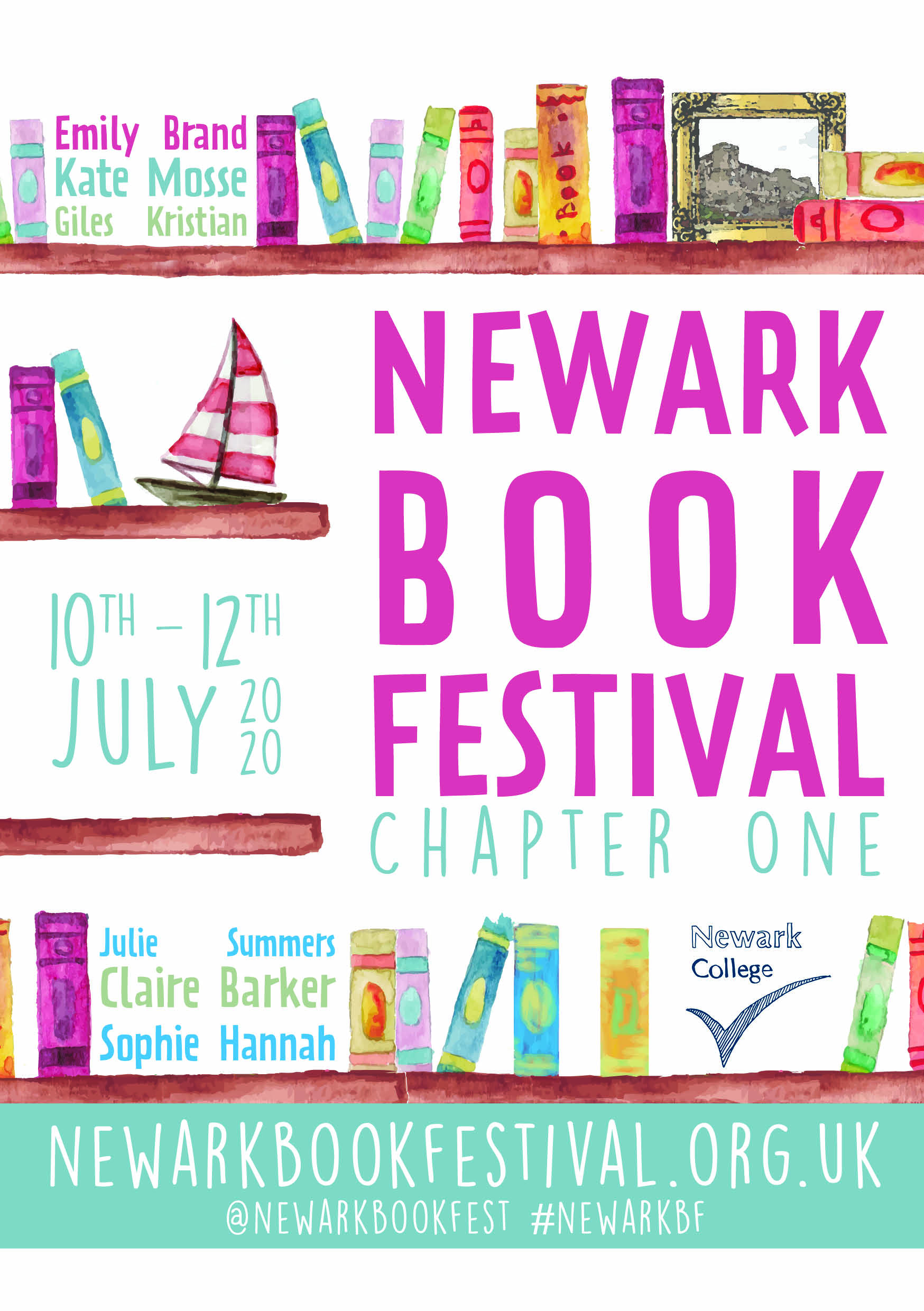Newark Book Festival - Chapter One