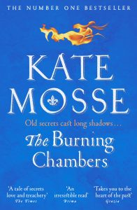 The Burning Chambers by Kate Mosse - Newark Book Festival chapter one
