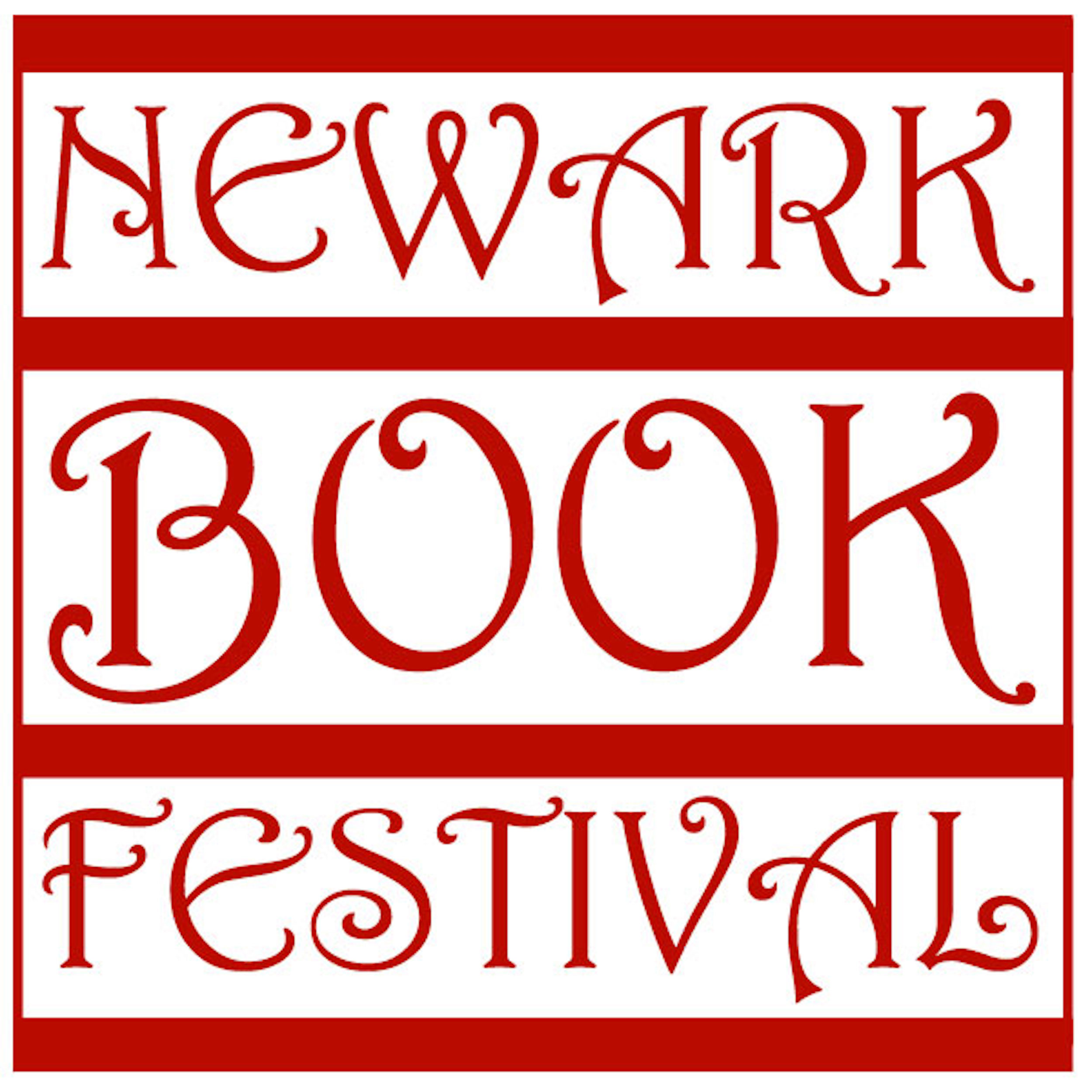 Newark Book Festival logo
