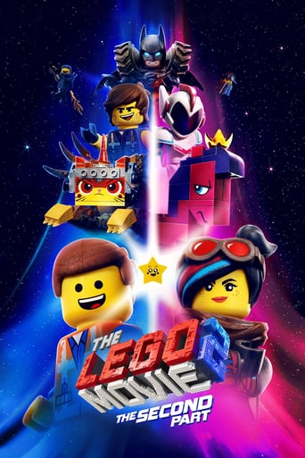 the lego movie 2 movie poster