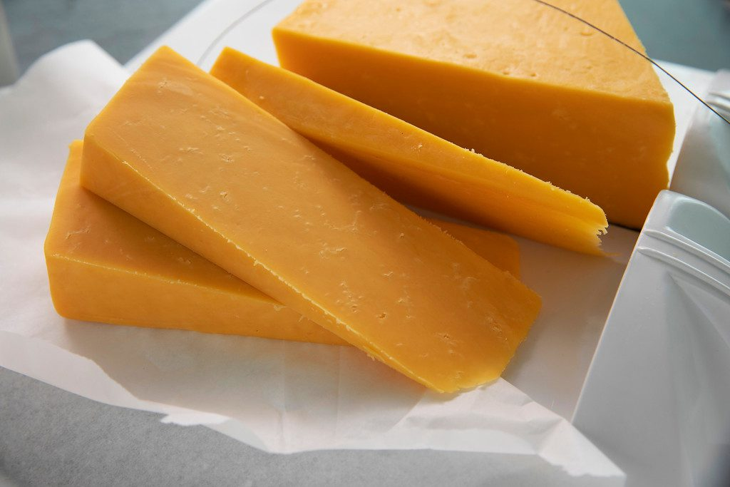 Belton Vintage Red Fox (Red Leicester)