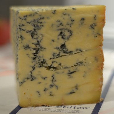 Porters Oak Smoked Stilton